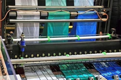 fabrica de sacolas de plastico