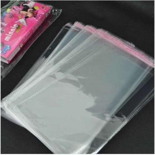 saco plástico pp transparente