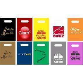 sacolas plásticas personalizadas