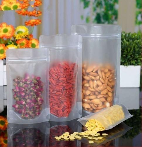 sacos plásticos personalizados para alimentos